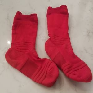 Nike Basketball sock - Red - Y Small